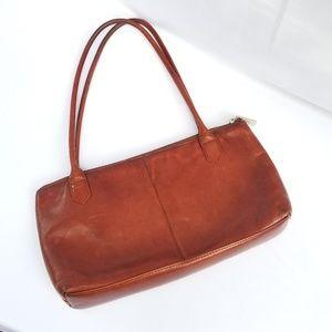 HOBO INTERNATIONAL Vintage Brown Leather Purse
